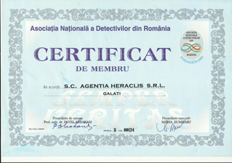 licenza investigatore privato romania